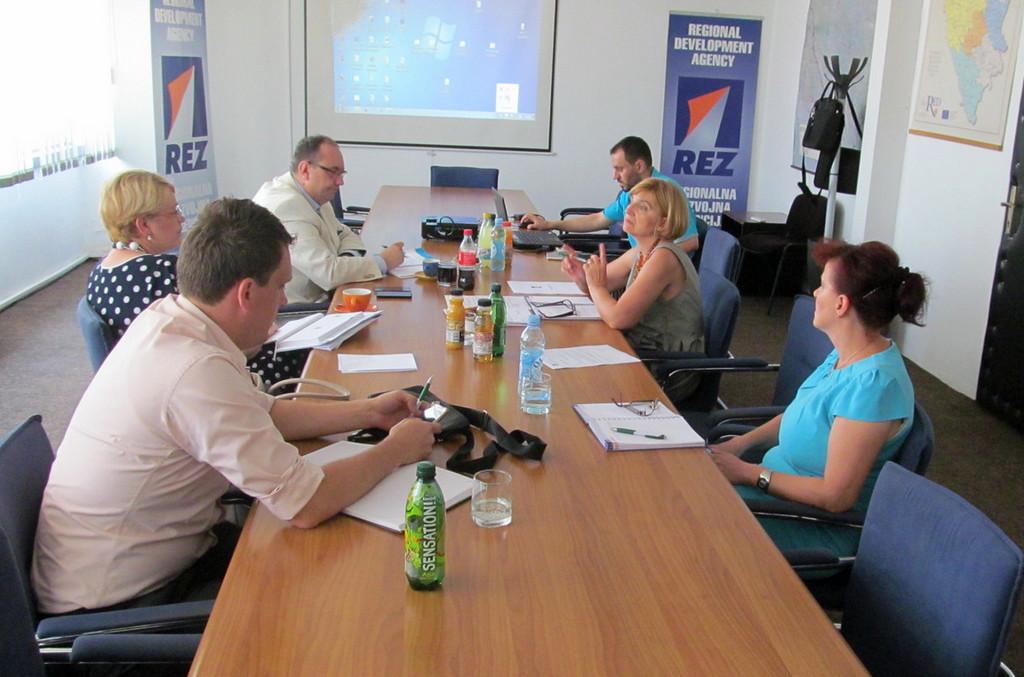 REZ Agencija i Lokalne razvojne agencije